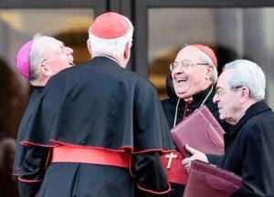laughing bishops