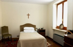 pope's room