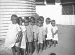 Cootamundra Girls in Line