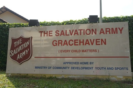 The Salvation Army Haven Children S Home Singapore